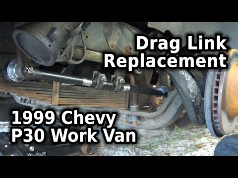 Fix It Right! :: Drag Link - 1999 Chevy P30