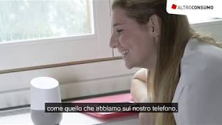 Google Home: l'assistente domestico arriva in Italia
