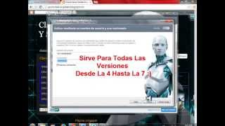 Actualizar Antivirus Nod32 o Smart Security GRATIS! 2014