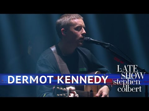 Dermot Kennedy Performs 'Power Over Me'