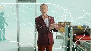 The Science of Travel with Bill Nye | Power of Expedia