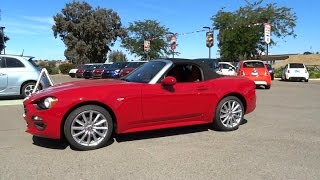 2017 FIAT 124 Spider Concord, Pleasant Hill, Walnut Creek, Martinez, Pittsburg, CA H0103300