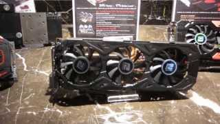 CES 2014: Powercolor Shows off some new R series AMD Grapics cards