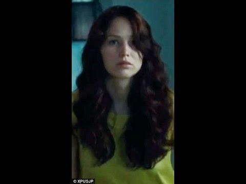 Katniss Everdeen Curls Waves Youtube