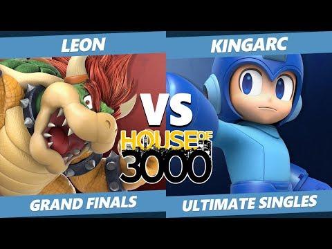 Smash Ultimate Tournament - Leon [L] (Bowser, G&W) Vs. Sigma | KingArc (Mega Man) Xeno 146 SSBU GF thumbnail