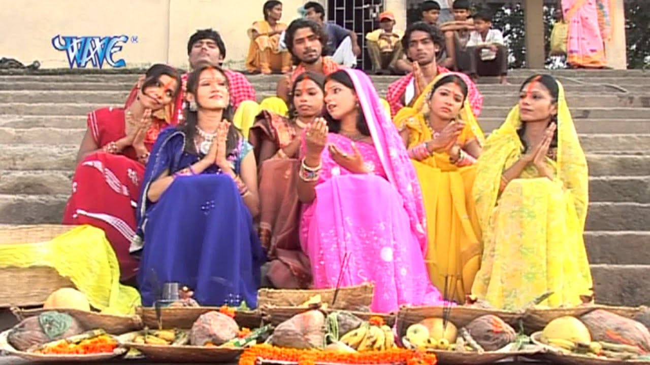 Download दुलरी हमार छठी मईया - Dulari Hamar Chhathi Maiya   Anu Dubey   Chhath Pooja Video Jukebox