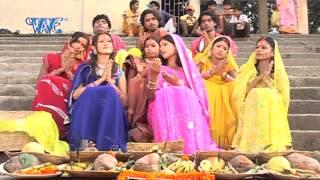 दुलरी हमार छठी मईया - Dulari Hamar Chhathi Maiya | Anu Dubey | Chhath Pooja Video Jukebox