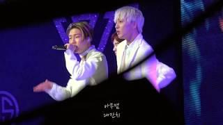 20170514 위너(WINNER) - 'REALLY REALLY' clip at yg x unicef walking festival after concert