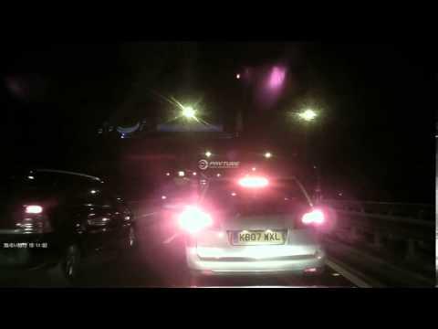 VW Golf mk2 Daily Drive  -Windsor Traffic :(