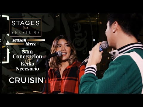 Keiko and Sam - Cruisin' (a Gwyneth Paltrow and Huey Lewis cover) Live at the Stages Sessions
