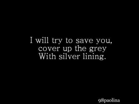 Hurts - Silver Lining with lyrics
