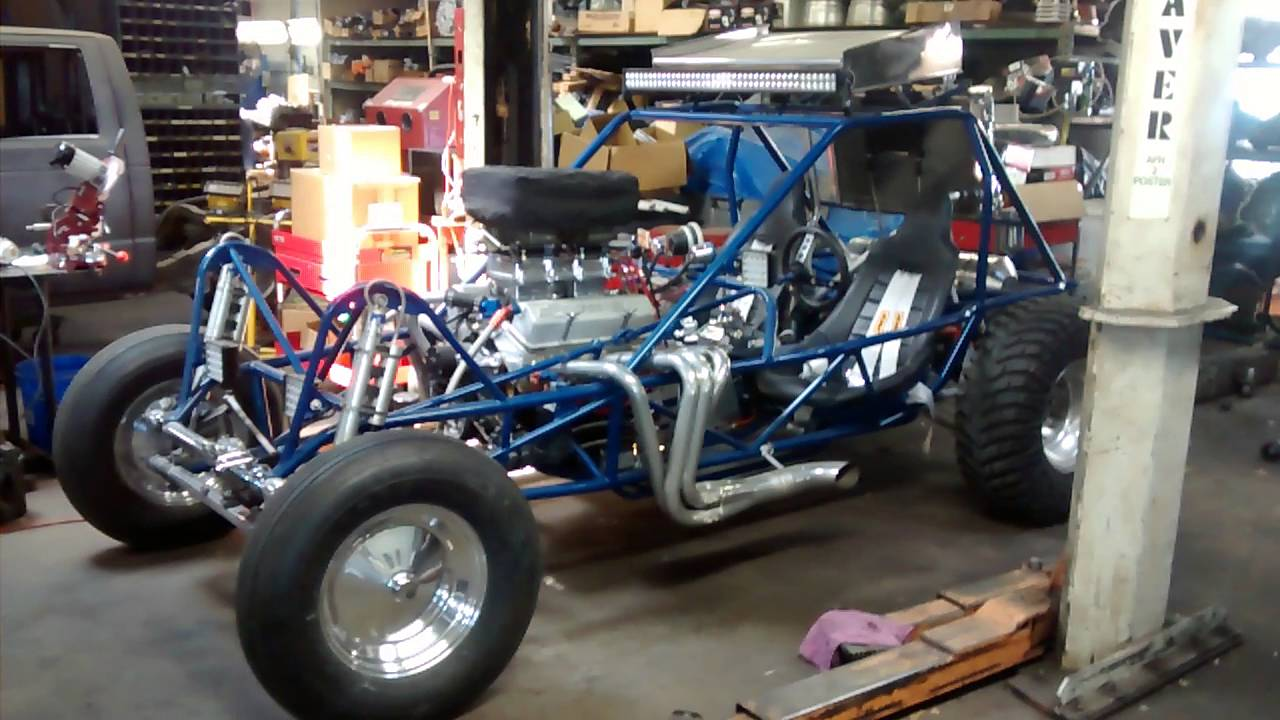 Dune Buggy on Steroids. For Sale. Midwest Transmission