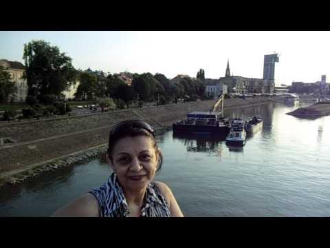 Love from Osijek, Slavonia, Croatia