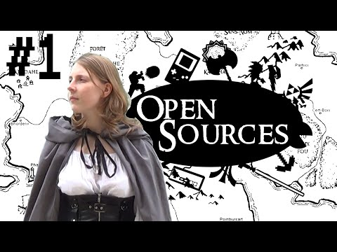 OPEN SOURCES - Episode 1