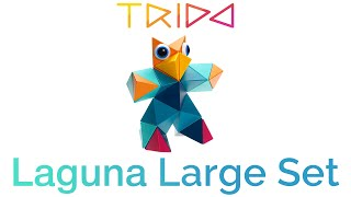 Trido Laguna Large Set - How to build a Character