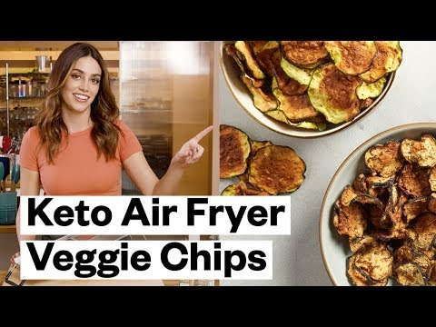 Keto Veggie Chips (Air Fryer) | Thrive Market
