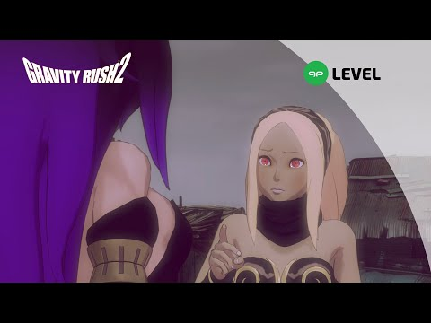 Level | Gravity Rush 2 (2017) - Episode 6: Separate Tables