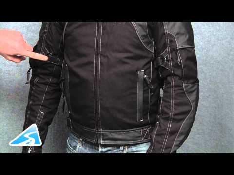 Weise Psycho Motorcycle Jacket