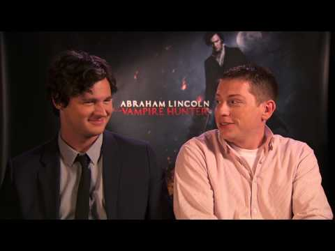 Benjamin Walker And Seth GrahameSmith Talk Abraham Lincoln: Vampire Hunter