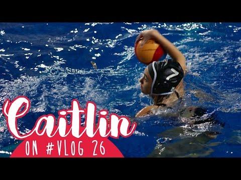 Caitlin on #VLOG 26 - Wohooo!! Basah-Basahan Lagiiii ❤