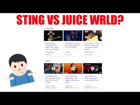 Sting VS. Juice WRLD & Nick Mira - FACTS About Sample Clearance For Producers