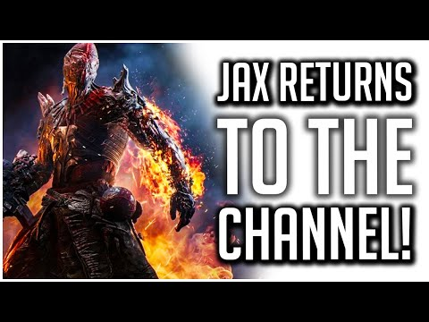 My 5 Year Old Son Jax Makes a RETURN to the Channel With Outriders!  