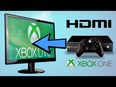 hook up xbox one to computer monitor I know i use this monitor primarily for my 780ti rig, however out of curiosity and laziness, want to use the monitor for console gaming as well with the xbox one.