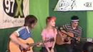 Pressure (Acoustic) 97X Green Room