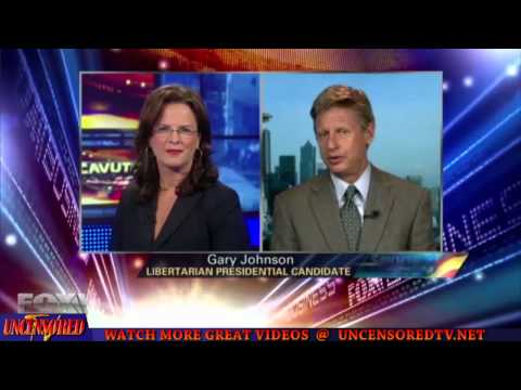 Gary Johnson with Liz MacDonald on Cavuto (2012-08-02)