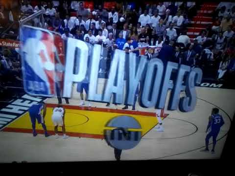 NbaPlayoff2018 game 3 Phi vs Mia Block for a Block