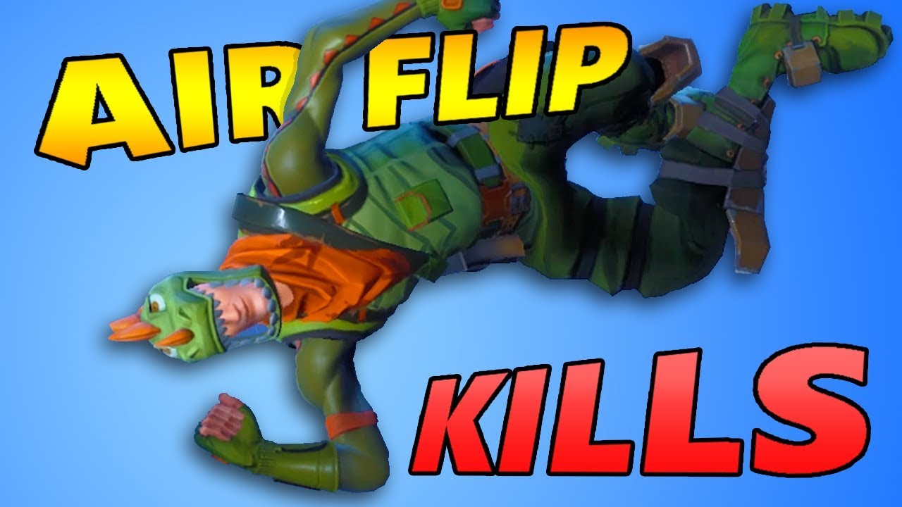 Fortnite S New Flippin Sexy Emote Is Giving Players An Unfair