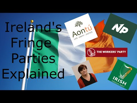 Ireland's Small Political Parties Explained