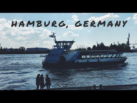 HAMBURG, GERMANY // TRAVEL VIDEO