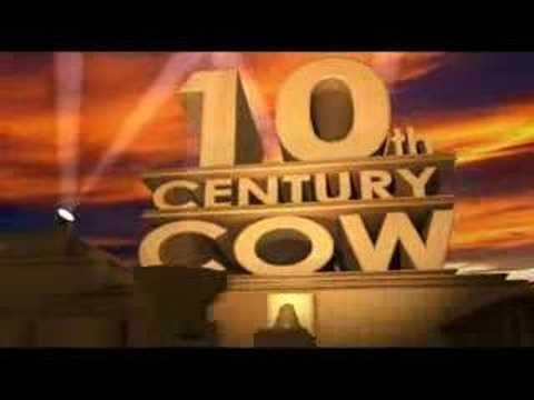 10th Century Cow