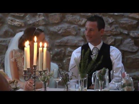 Phill and Lisa Smith's Wedding Video at Browsholme Hall 4th Aug 2012