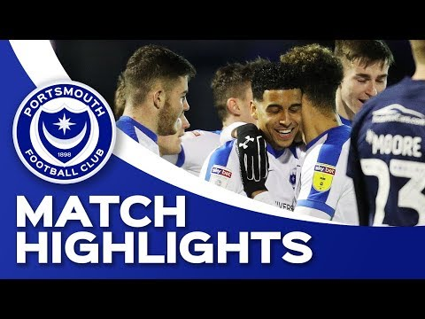 Highlights: Southend United 0-2 Portsmouth