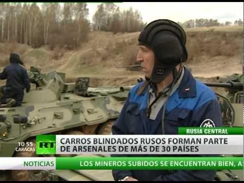 BTR, la obra del arte militar ruso