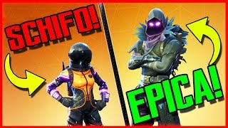 "LET's VOTE THE LEGENDSKINS De ""WORST"" à ""BEST"" sur Fortnite!!"