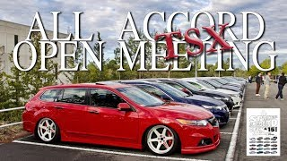 ALL ACCORD TSX OPEN MEETING【BPM Movie project】USDM×JDM Stance HONDA STYLE ツインリンクもてぎ
