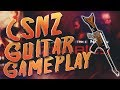 Counter-Strike Nexon Zombies - Guitar Gun GAMEPLAY xD