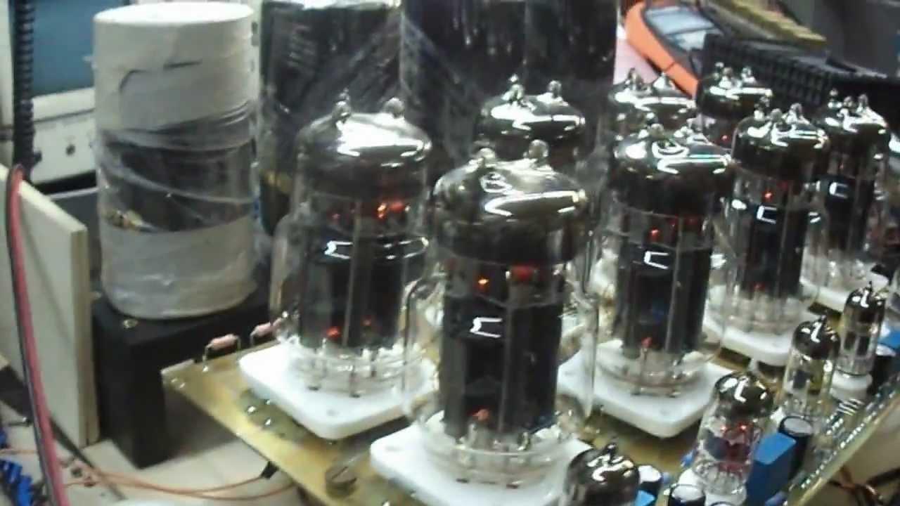 Otl Amplifier First Start