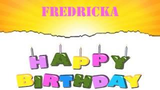 Fredricka   Wishes & Mensajes - Happy Birthday