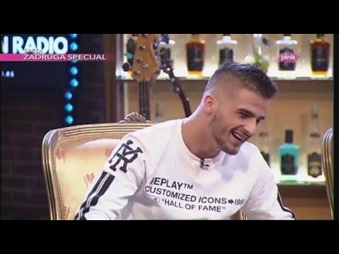 Emir Aličković (Lapsus band) o devojkama kojima se sviđa (Ami G Show S11)