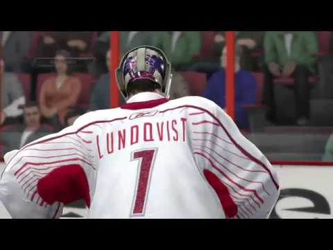 Nhl 12 Online Versus Games Ep 4 Team Chara (2nd Period)678