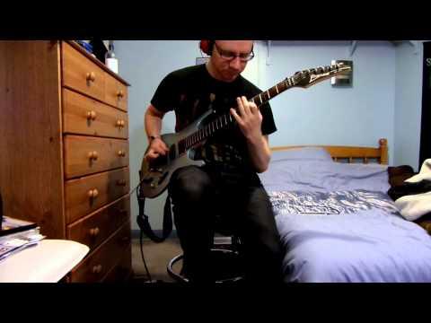 Ratatat - Loud Pipes (Guitar Cover)