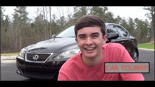 What's In My Car?? // Lexus IS250