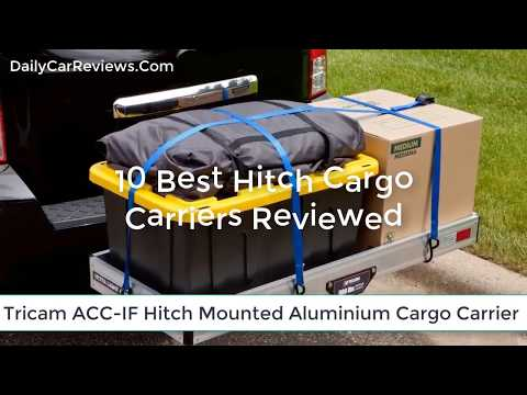10 Best Hitch Cargo Carriers Review