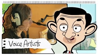 The Voice Artists: The Animated Series - Behind The Scenes