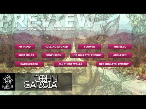 JOHN GARCIA - John Garcia (Preview) | Napalm Records