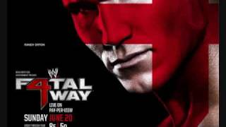 WWE FATAL 4 WAY 2010 OFFICIAL THEME SONG: ShowStopper - TobyMac + Download Link & Lyrics